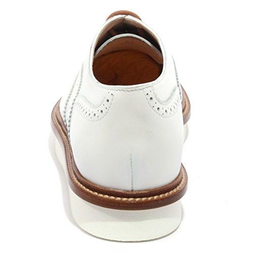 scarpa TOD'S bianca scarpa women francesina shoes donna Bianco B1401 inglese wqFIPa