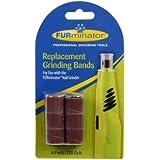 Furminator Nail Grinder Replacement Bands, 6-Pack