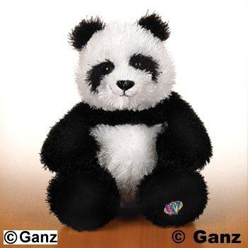 Webkinz Lil'kinz Panda from Webkinz