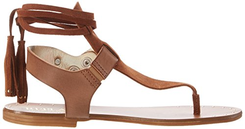 Replay Ladies Cla Strappy Sandali Marrone (cuoio)