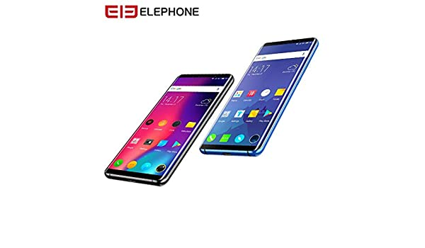 HUVE Elephone U Pro Elephone 4G Smartphone Android 8.0 Pantalla 5 ...