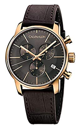 Calvin Klein Mens City Watch - K2G276G3