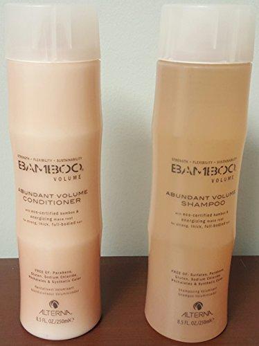 Alterna BAMBOO Volume Abundant Volume Shampoo and Conditione