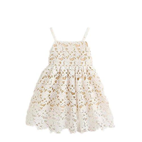 Quancheng NEW fashion girls lace dress girl clothes children child princess new girl (Halloween Memes Australia)