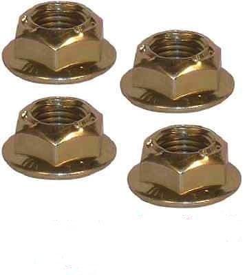 Torque Converter Nuts Ford A4LD C3 C4 C5 C6 AOD E4OD Heavy Duty 3/8-24x0.34 E40D