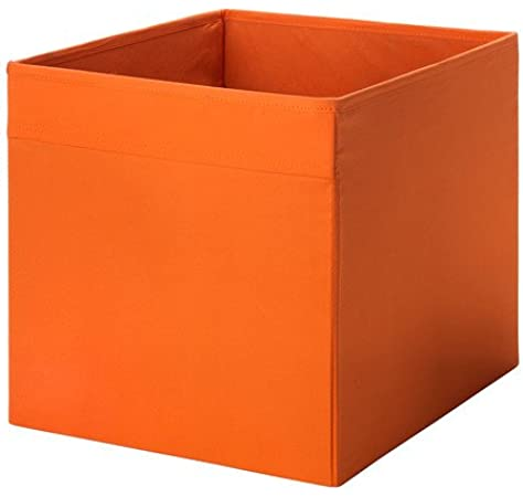 Ikea DRONA - Box, naranja - 33x38x33 cm: Amazon.es: Hogar