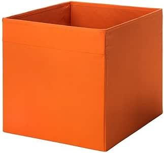 Dröna naranja caja, tamaño 33 x 38 x 33 cm, ideal para todo de periódicos para ropa.: Amazon.es: Hogar