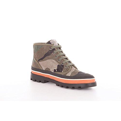 Valentino Garavani MY2S0966AWS Sneakers Harren Militärgrün
