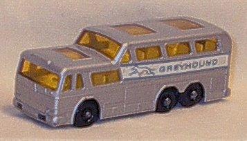 1967 Matchbox Regular Wheels Greyhound Bus MB66C (Greyhound Bus Model compare prices)