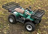 ATV FRONT & REAR Cargo Carrier Basket Rack - UNVERSAL FIT