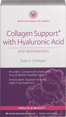 collagen support with hyaluronic acid