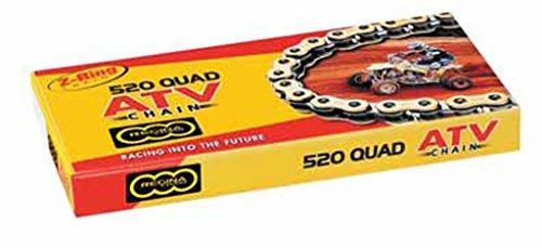 Regina Series 135QUAD/006 Chain 520 Quad X 100 Links ()
