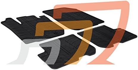 Version: Stepway Qualit/é: Caoutchouc 4 Pieces Just Carpets Tapis de Sol Voiture sur Mesure pour Votre Sandero Ann/ée de Fabrication: 2012-12//2016