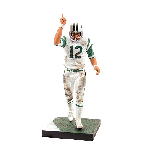 McFarlane Toys NFL Series 35 Joe Namath Action Figure