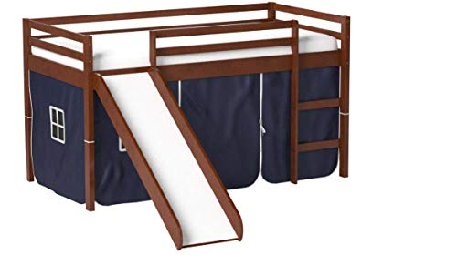 tent bed with slide