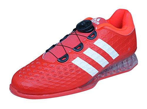 Rojo 16 SS17 Leistung Adidas Weightlifting II Zapatillas YvqA8T