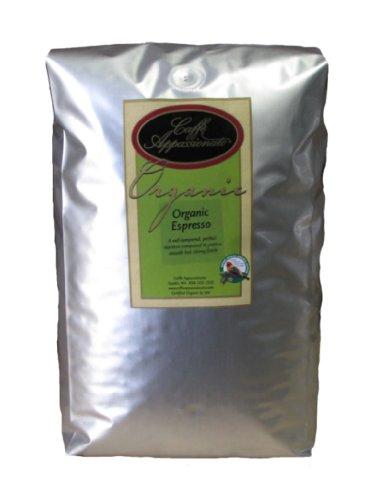 Caffe Appassionato Organic Espresso 5 Pound product image