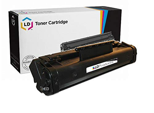 LD Remanufactured Replacement for Canon FX3 1557A002BA Black Toner Cartridge for use in Fax L200, L280, L4000, Fax Phone L75, L80, ImageClass 1100, LaserClass 1060, 1300, 2050