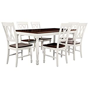 41LD%2BREh5rL._SS300_ Coastal Dining Room Furniture & Beach Dining Furniture