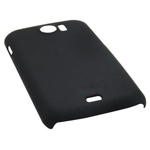 the latest 06da8 691c0 Wow Imagine(TM) Rubberised Hard Case Back Cover for Micromax Canvas 2 A110  Black