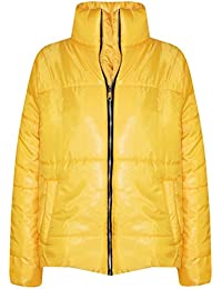 LJYH Winter Girls Long Puffer Jacket Light Weight mid Length Down Parka Jacket Coat 4-12 Years