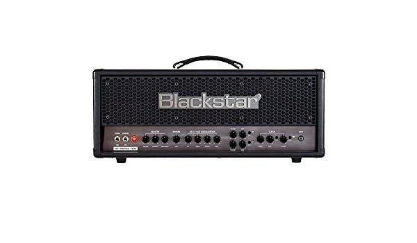 Blackstar HT Metal 100 · Cabezal guitarra: Amazon.es: Instrumentos musicales