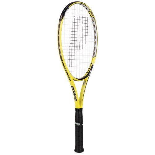 Prince EXO3 Rebel Team 98 Unstrung Tennis Racquet (2 (4-1/4)