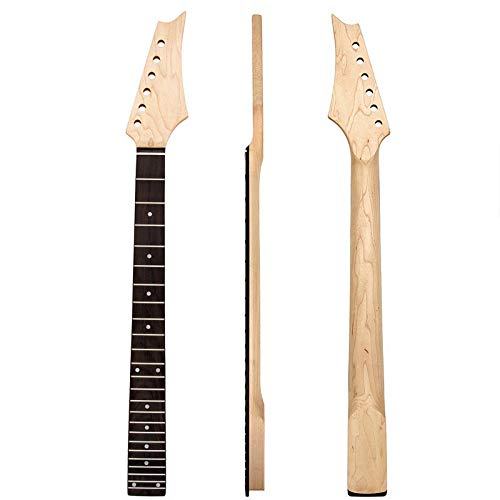 Used, FidgetGear Electric Guitar Neck 24 Fret Maple Fretboard for sale  Delivered anywhere in USA
