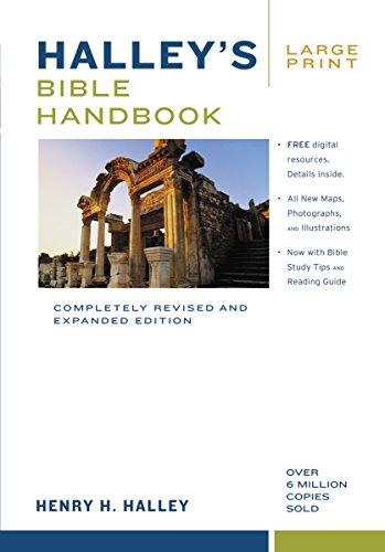 Halley's Bible Handbook, Large Print: Completely