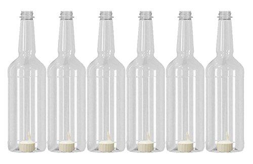 quart bottles - 1