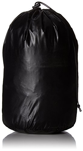 Equinox Bilby Ultralite Stuff Bag, Black, 8 x 18-Inch