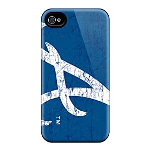 Fashion Protective Atlanta Braves Cases Covers For Iphone 6