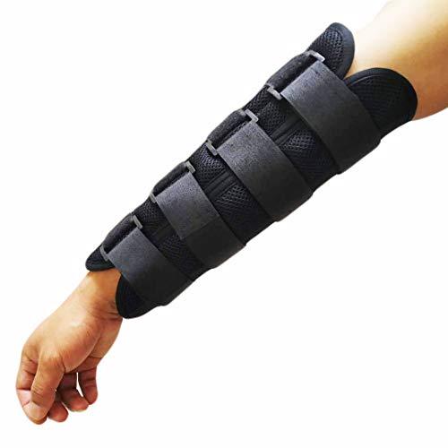 Wrist and Forearm Splint for Men Women Kids, Adjustable Forearm Brace Breathable Fixed Support Night Splint for Sprains, Dislocation, Arthritis,Tendinitis (S (for Kids))