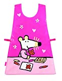 Maisy Mouse Pink Tabard by Petit Jour