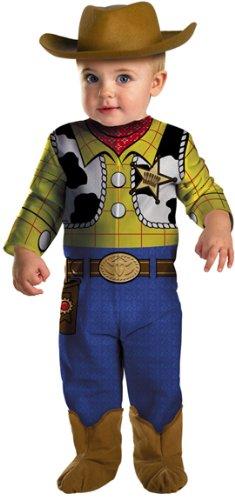 Pixar Up Costumes Halloween (Disguise Disney Pixar Toy Story Costume Woody, Multi, 12-18 months)