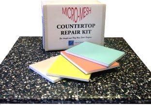 Amazon.com: Micro-Mesh Corian Countertop Repair Kit by Micro-Mesh