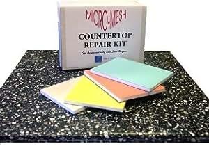Amazon Com Micro Mesh Corian Countertop Repair Kit Home
