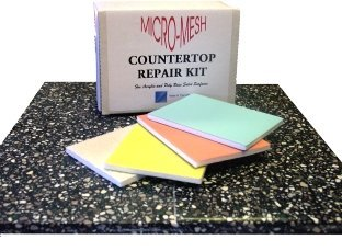 Micro Mesh Corian Countertop Repair Kit Buy Online In