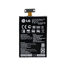 LG Original BL-T5 2100mAh Internal Battery Compatible with LG Goolgle Nexus 4 E960 / Optimus G E970 (AT&T) / Optimus G LS970 (Bulk Packaging)