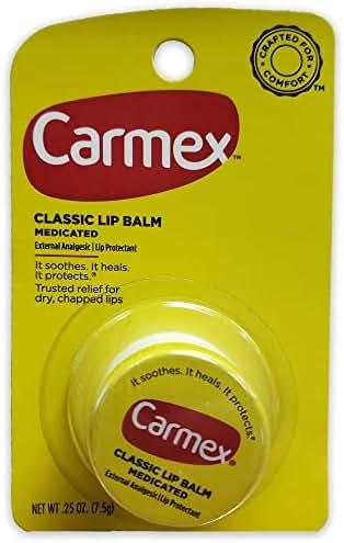 Mua Carmex Lip Balm For Cold Sores trên Amazon Mỹ chính hãng giá rẻ