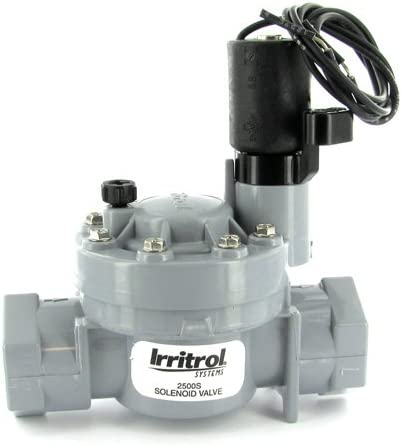 Irritrol 2500MT Electroválvula de riego, 1