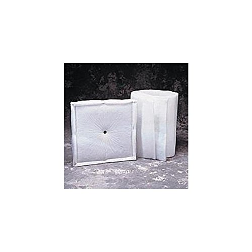 AIR FILTRATION CO INC - 20 X 50 X 2 W/FRAME FILTER 10/CS - AF5018 by AIR FILTRATION CO INC