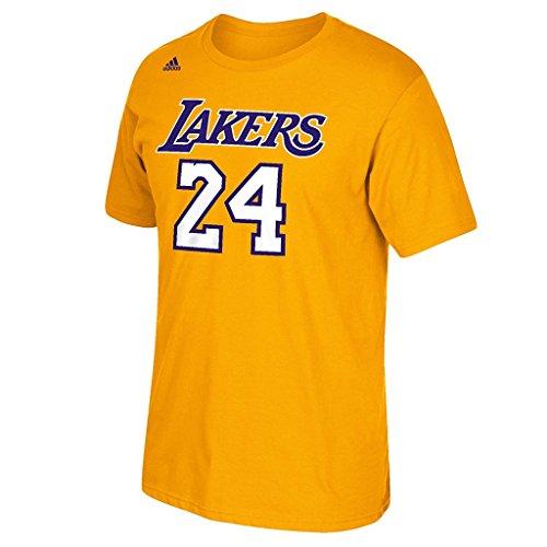 Kobe Bryant Los Angeles Lakers #24 NBA Youth Jersey T-Shirt- Buy ...