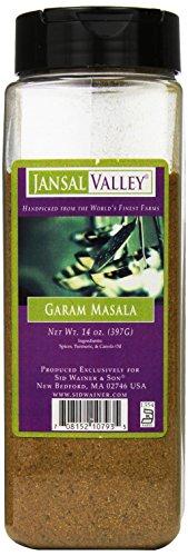 Jansal Valley Garam Masala, 14 Ounce by Jansal Valley