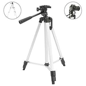 Cablematic - Trípode fotográfico de aluminio 500 a 1060mm gama básica
