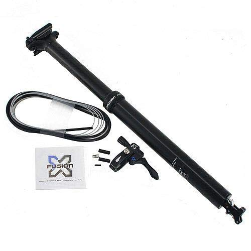 (XFusion Manic Integra Remote Dropper Seatpost 31.6x437.5mm, T:150mm #YB1695)