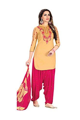 Kameez Da Donne Salwar Etnica Traditonal Crema Progettista Facioun Indiane Partywear qaAzq4P6
