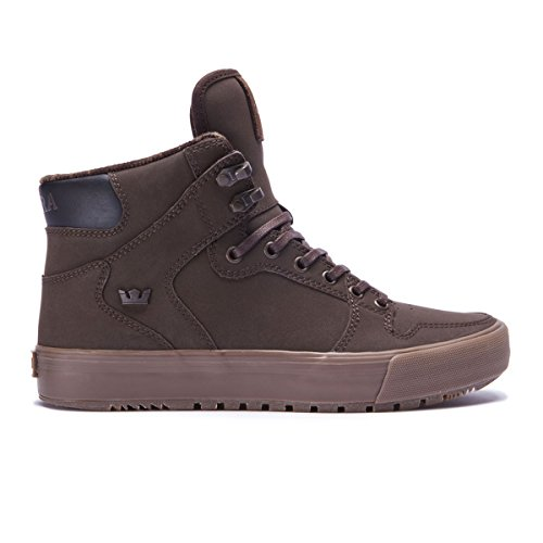 clearance new styles cheap official Supra Vaider Cold Weather Skate Shoe Demitasse/Dark Gum clearance for cheap Gwln6