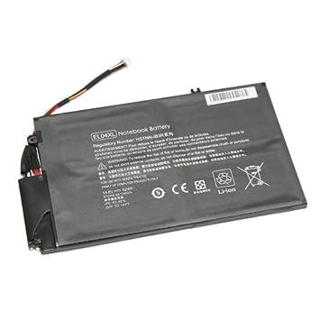 Patines/batería compatible para ordenador PC portátil HP 681949 - 001, 14.8 V, 3500 mAh, note-x/DNX: Amazon.es: Informática