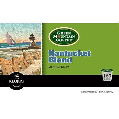 Mountain Nantucket Caffeinated Keurig Brewing